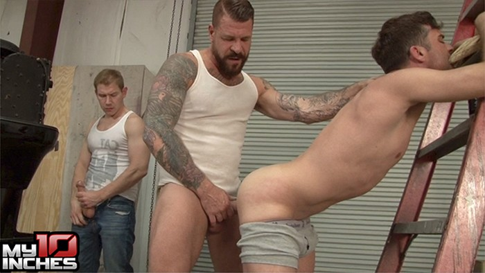 Rocco Steele Gay Porn Lance Hart Alex Adams My10Inches