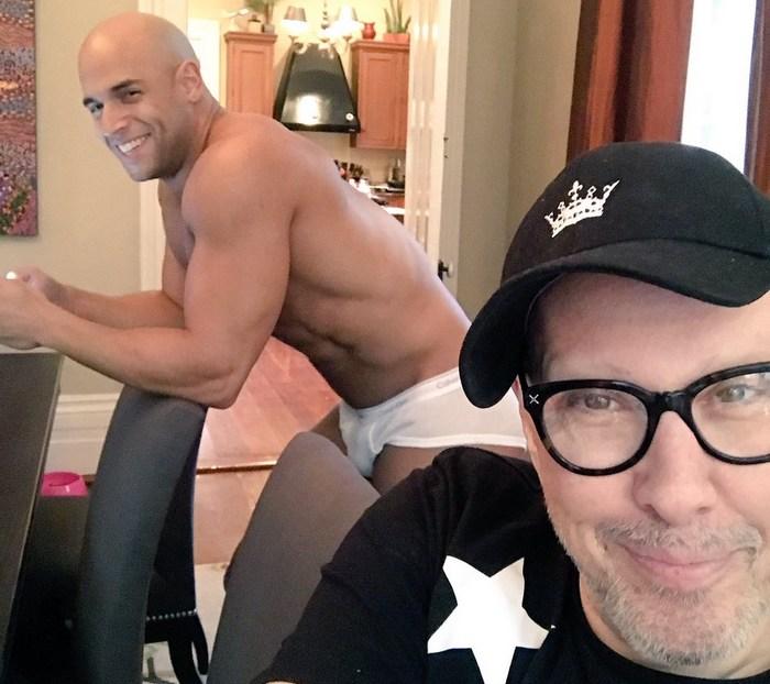 Sean Zevran Cooper Dang Gay Porn Behind The Scenes