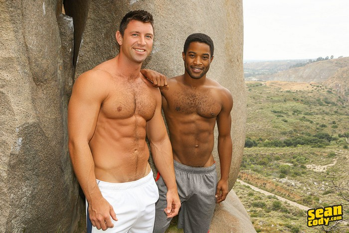 Shaw SeanCody Landon Gay Porn Bareback Sex Muscle Jocks