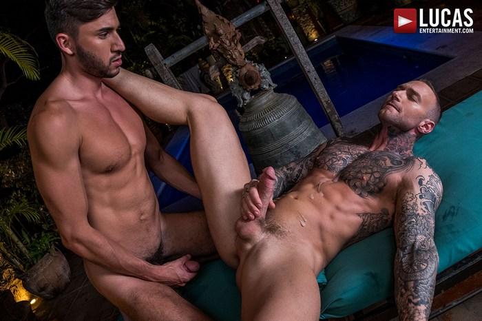 Dylan James Gay Porn Scott Demarco Bareback Sex