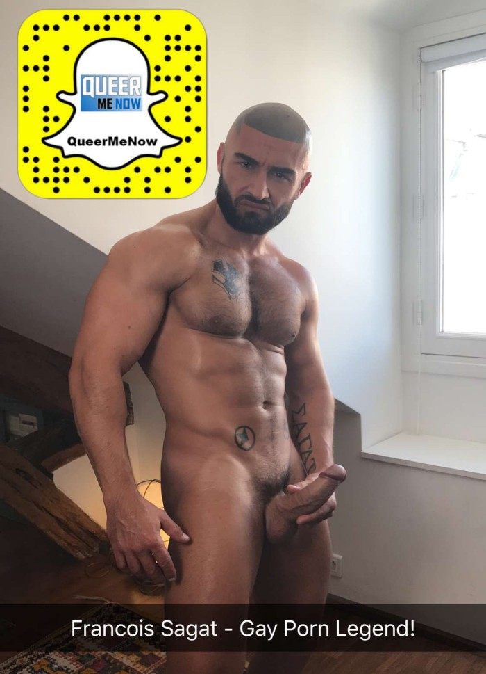 Gay Porn Francois Sagat Johnny V Behind The Scenes