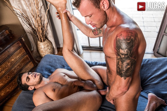 Rico Marlon Logan Rogue Gay Porn