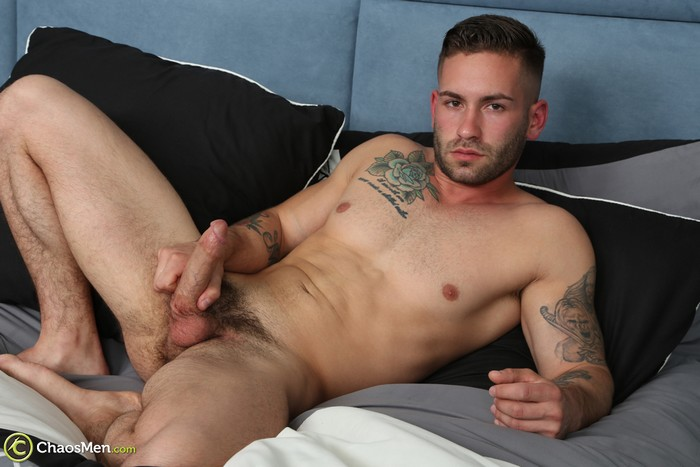Bronson ChaosMen Gay Porn Star Naked Muscle Hunk