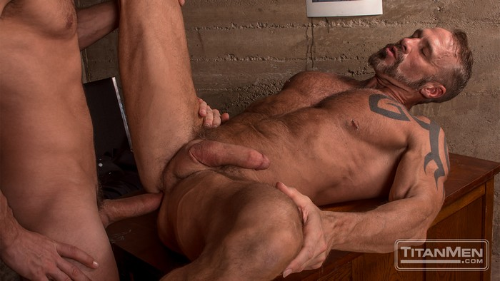 Dallas Steele Gay Porn Dakota Rivers TitanMen Bad Cop 2
