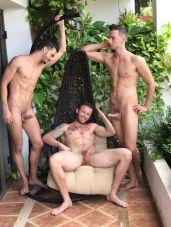 Gay Porn Stars Lucas Entertainment Mexico 06