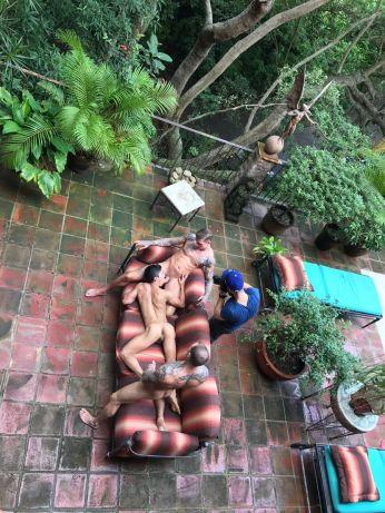 Gay Porn Stars Lucas Entertainment Mexico 17