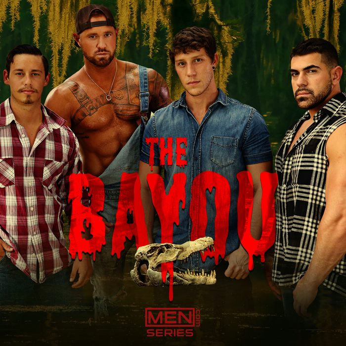 The Bayou Gay Porn Thriller Halloween Tobias Michael Roman Paul Canon Damien Stone