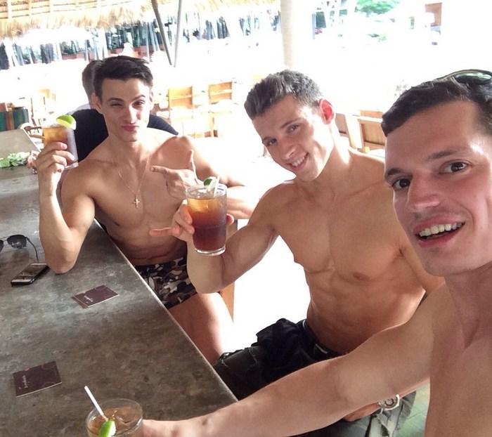 BelAmi Gay Porn Stars Flirt Summit 2017 Costa Rica