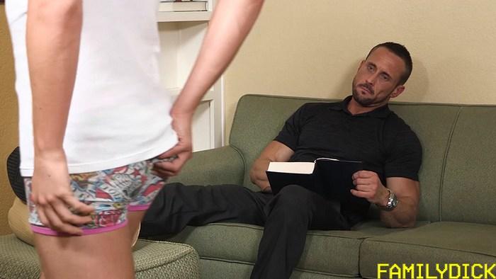 FamilyDick Gay Porn Myles Landon Mr Byers And His Boy