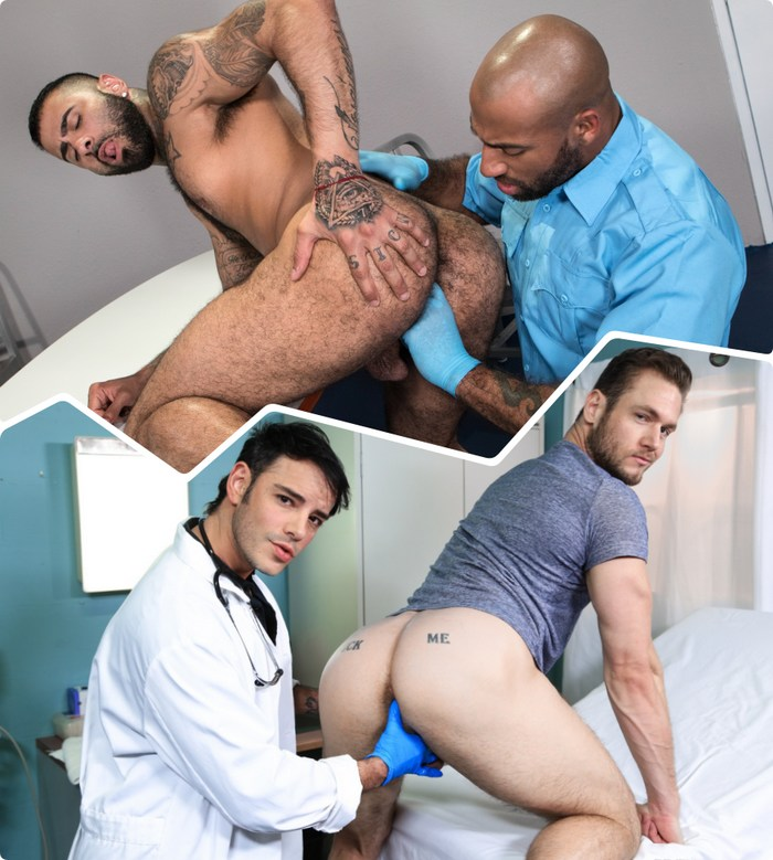Gay Porn Anal Exam Ace Era Daymin Voss Rikk York Rego Bello
