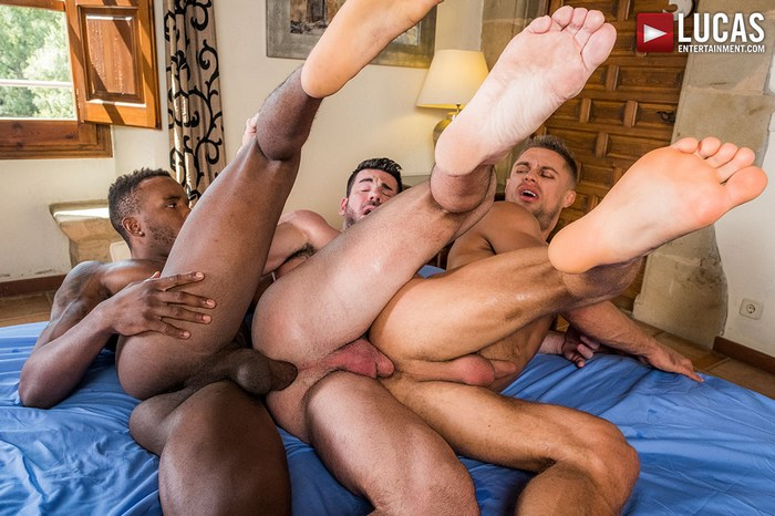 Gay Porn Billy Santoro Klim Gromov Pheonix Fellington