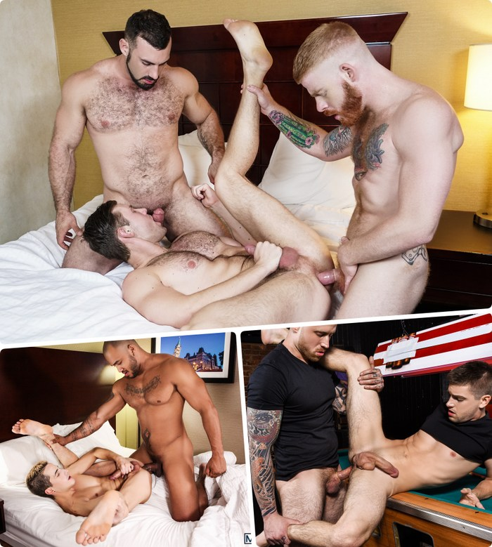 Gay Porn Jaxton Wheeler Jacob Peterson Johnny Rapid Jordan Levine Jason Vario