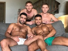 Gay Porn Stars Lucas Ent Barcelona 2017 Gay Porn 04