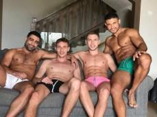Gay Porn Stars Lucas Ent Barcelona 2017 Gay Porn 05