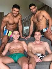 Gay Porn Stars Lucas Ent Barcelona 2017 Gay Porn 12
