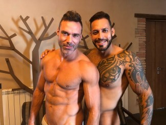 Gay Porn Stars Lucas Ent Barcelona 2017 Gay Porn 13