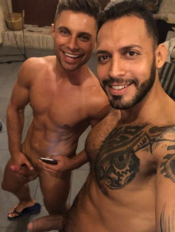 Gay Porn Stars Lucas Ent Barcelona 2017 Gay Porn 68