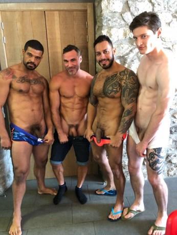 Gay Porn Stars Lucas Ent Barcelona 2017 Gay Porn 69
