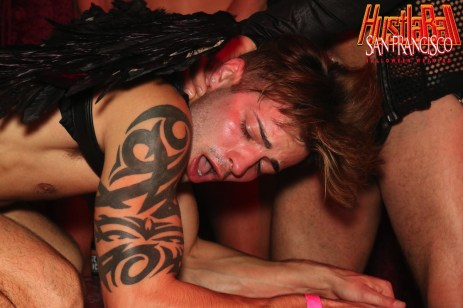 HustlaBall San Francisco Casey Evertt Gang Bang 16