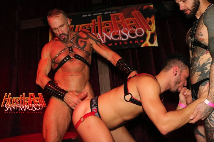 HustlaBall San Francisco Dallas Steele Teddy Bryce Ian Greene 23