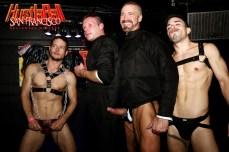 HustlaBall San Francisco Gay Porn Dallas Steele Brian Bonds Ashley Ryder Josh Milk 31