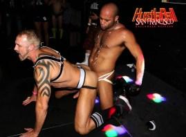 HustlaBall San Francisco Gay Porn Dallas Steele Leo Forte 17