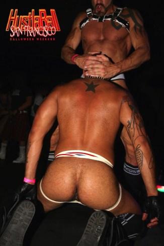 HustlaBall San Francisco Gay Porn Dallas Steele Leo Forte 26