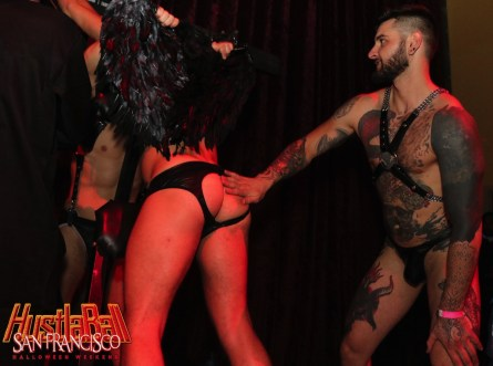HustlaBall San Francisco Gay Porn Ian Greene Teddy Bryce Jacen Zhu 01