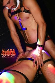 HustlaBall San Francisco Gay Porn Scott DeMarco Jackson Fillmore 13