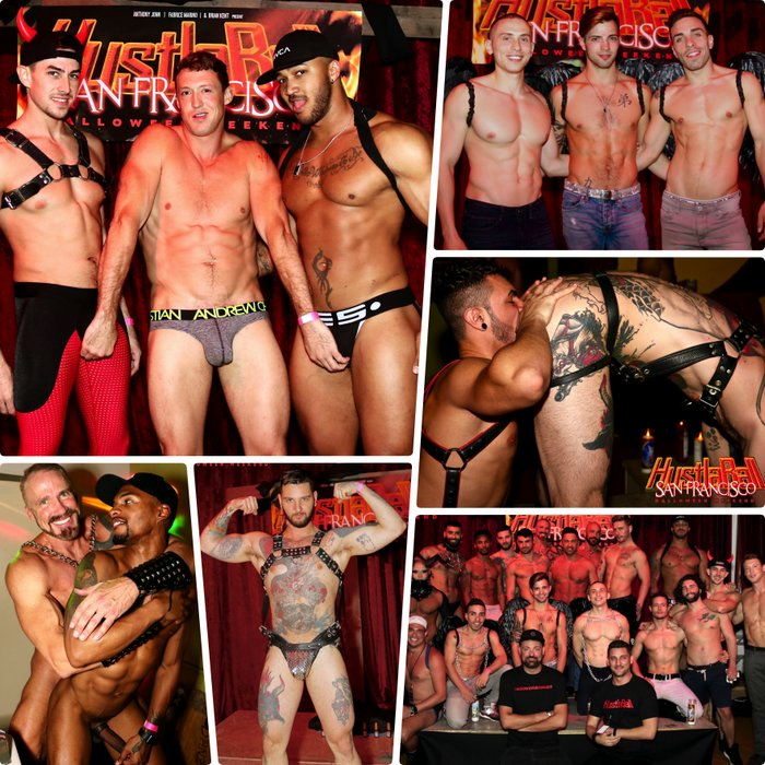 HustlaBall San Francisco Gay Porn Star Party