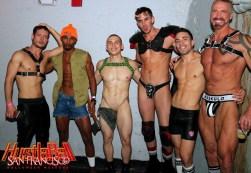 HustlaBall San Francisco Gay Porn Stars Backstage 08