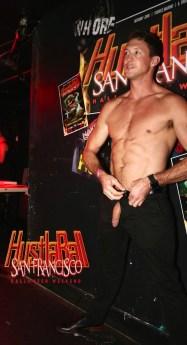 HustlaBall San Francisco Gay Porn Stars Backstage 10