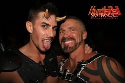 HustlaBall San Francisco Gay Porn Stars Backstage 25