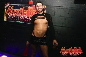 HustlaBall San Francisco Gay Porn Stars Backstage 26