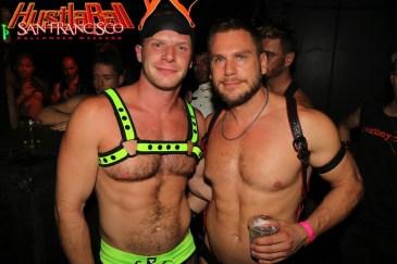 HustlaBall San Francisco Gay Porn Stars Backstage 32