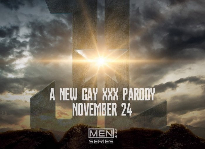 Justice League XXX Gay Porn Parody