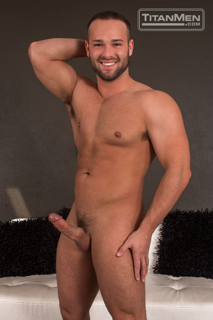 Luke Adams Gay Porn Tristan Jaxx TitanMen Big Brother