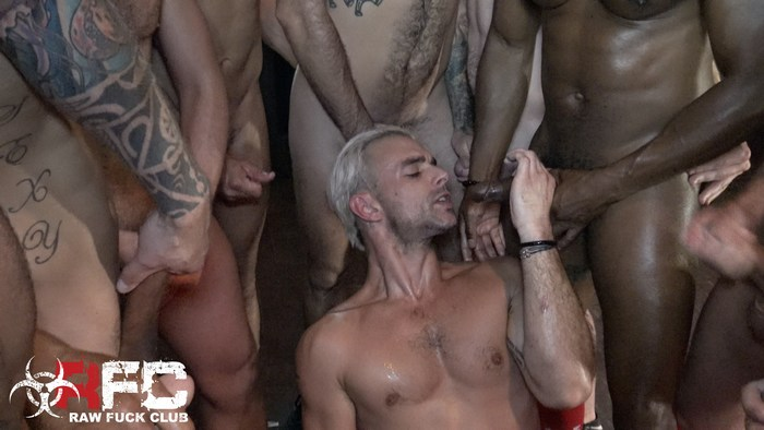 Patrick McDonald Bareback Gang Bang Fire Island Fuck Boy Ace Arborwood