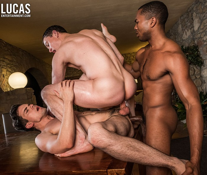 Sean Xavier Gay Porn Ruslan Angelo Dakota Payne Bareback Sex