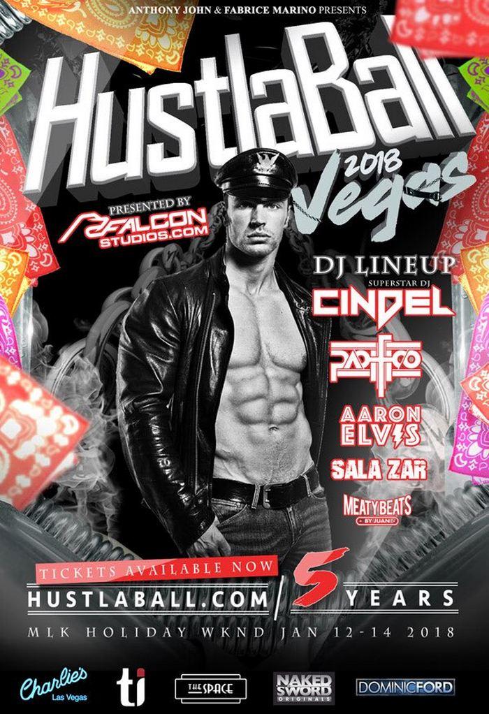 HustlaBall Las Vegas 2018