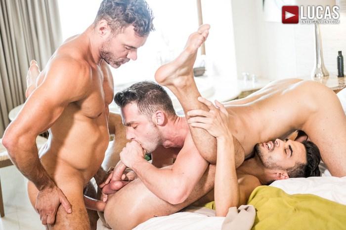 Gay Porn Aaden Stark Damon Heart Manuel Skye