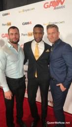 Gay Porn Stars GayVN Awards 2018 07