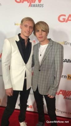 Gay Porn Stars GayVN Awards 2018 14