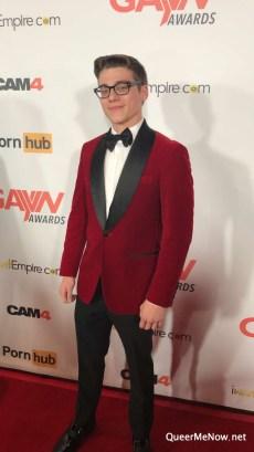 Gay Porn Stars GayVN Awards 2018 16