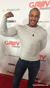Gay Porn Stars GayVN Awards 2018 17
