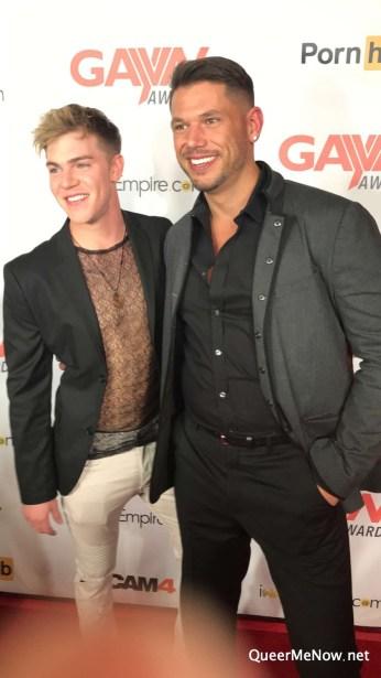 Gay Porn Stars GayVN Awards 2018 21