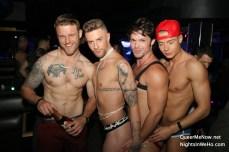 Gay Porn Stars GayVN Parties 2018 13