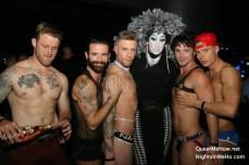 Gay Porn Stars GayVN Parties 2018 14