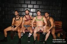 Gay Porn Stars HustlaBall Las Vegas 2018 15