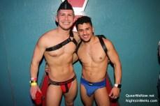 Gay Porn Stars HustlaBall Las Vegas 2018 26